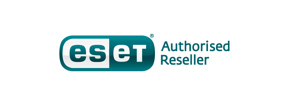 ESET Authorised Reseller logo hires